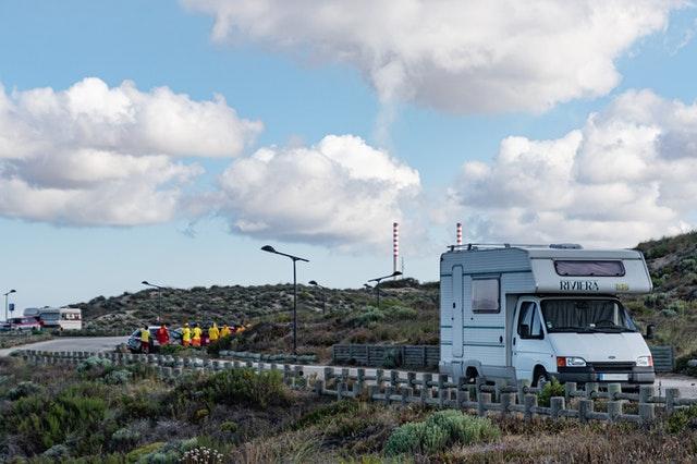 camping car voyage